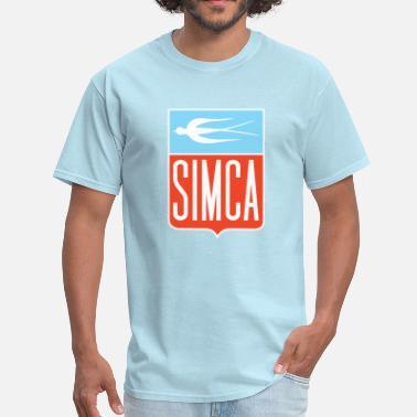 6a38f637 Script Simca old bird emblem - Men's ...
