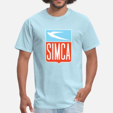 Simca Simca new bird emblem - Men's T-Shirt