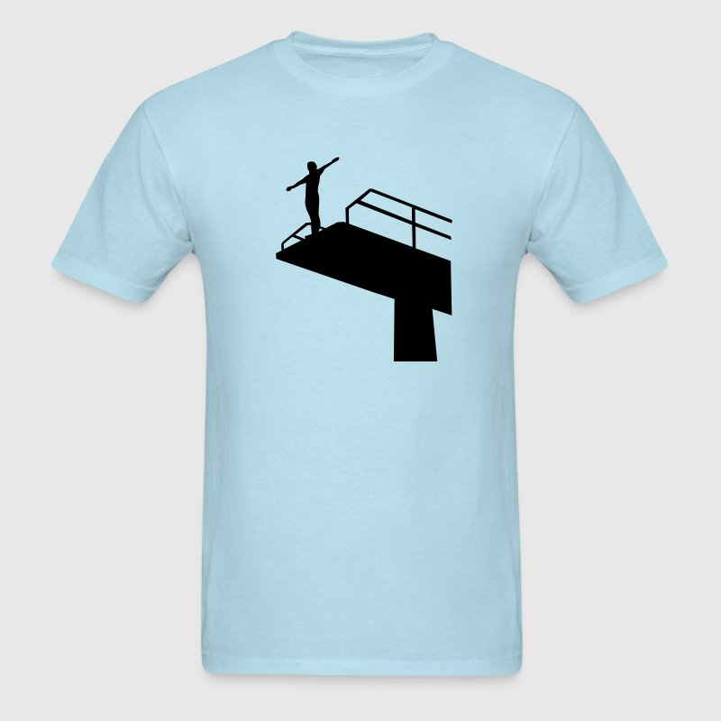 High diving - Men's T-Shirt