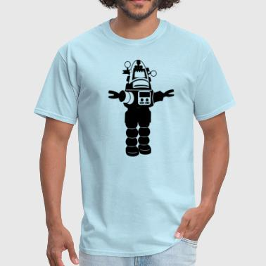 Robby The Robot - Men's T-Shirt