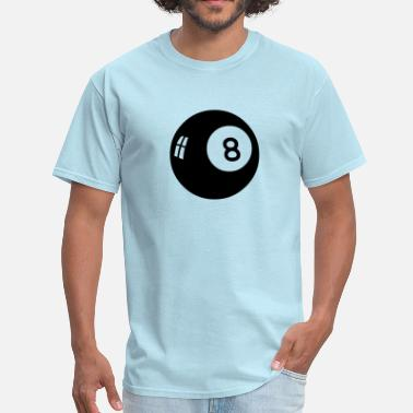 Billard billard - Men's T-Shirt