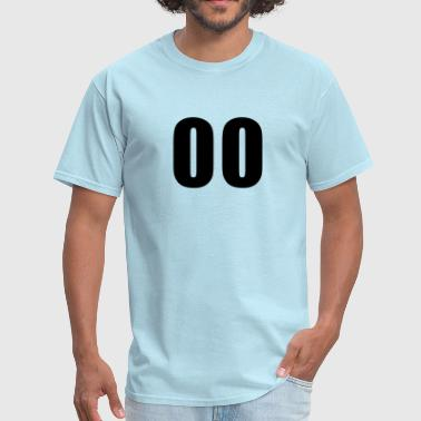 00 Double Zero - Men's T-Shirt