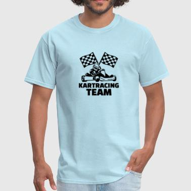 Kart racing - Men's T-Shirt