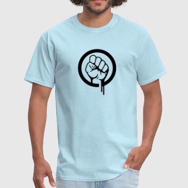 Clenched Fist - Men's T-Shirt