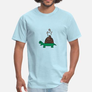Caca & Land Turdle - Men's T-Shirt