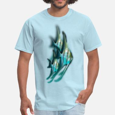 Aquarium fish - Men's T-Shirt