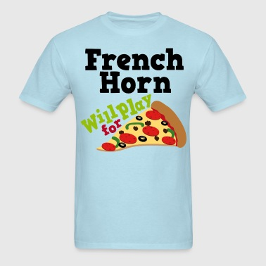 French Horn Gift Funny - Men's T-Shirt