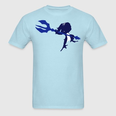 Fizz Silhouette [LoL] - Men's T-Shirt
