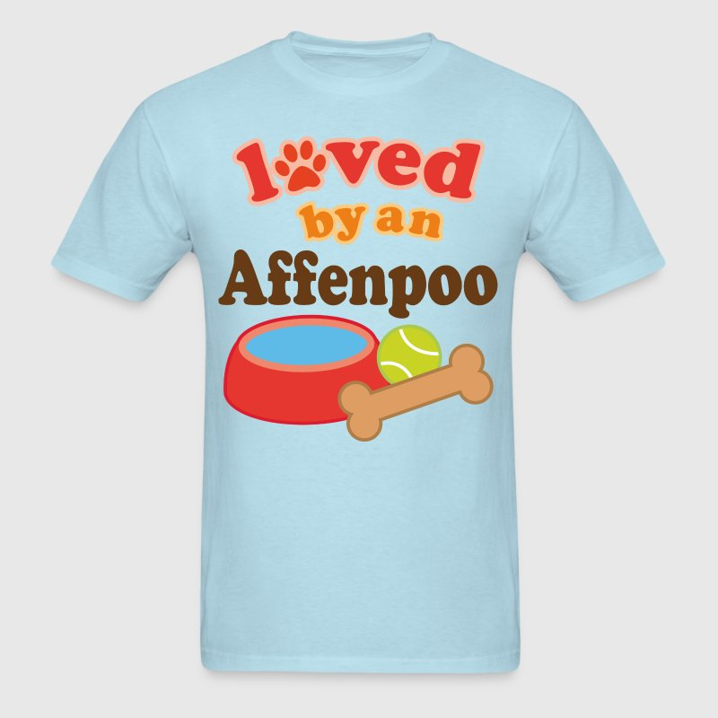 Affenpoo Dog Breed Gift - Men's T-Shirt