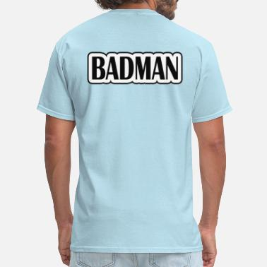 Badman Vegeta BADMAN - Men's T-Shirt