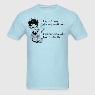 Tom Waits Quote Shirt - Men's T-Shirt