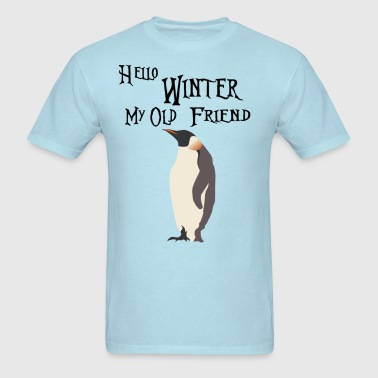 Winter My Old Friend - Men's T-Shirt