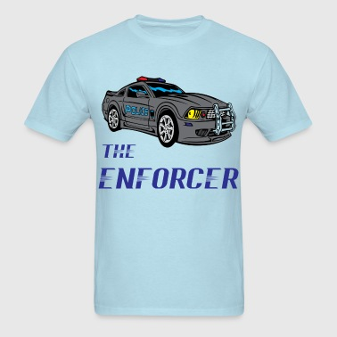 the enforcer - Men's T-Shirt