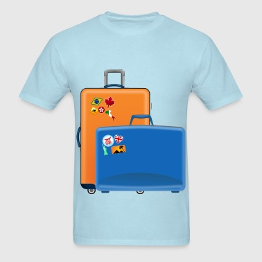 Luggage - Men's T-Shirt