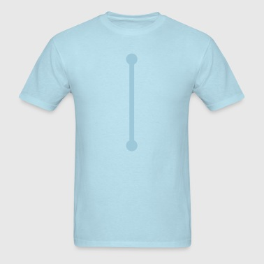 pole upright - Men's T-Shirt