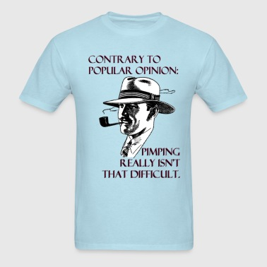 Pimping - Men's T-Shirt