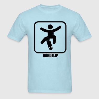 iconos_hardflip - Men's T-Shirt
