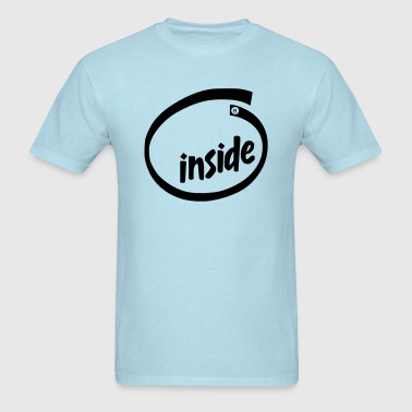 ____ Inside - VECTOR - Men's T-Shirt