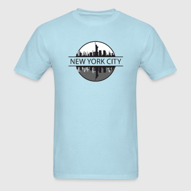 New York City New York - Men's T-Shirt