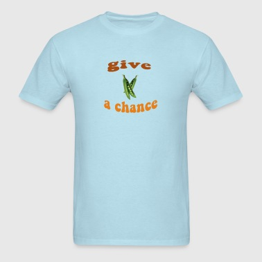 Give Peas a Chance - Men's T-Shirt