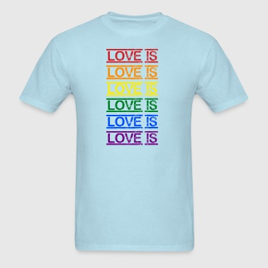 LoveIsLove - Men's T-Shirt