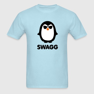 SWAGG pinguin - Men's T-Shirt