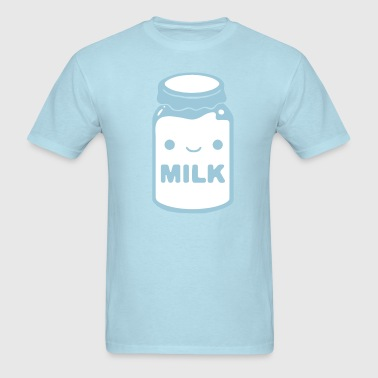 milk - Men's T-Shirt