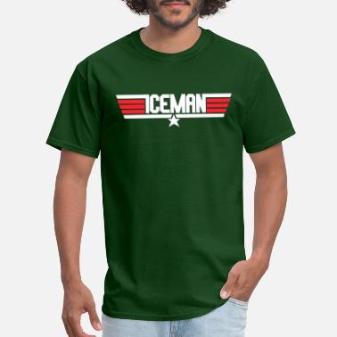 Iceman Ice Man (2) - Men's T-Shirt