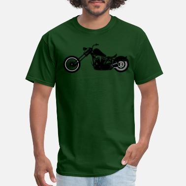 Chopper Chopper Motorbike - Men's T-Shirt