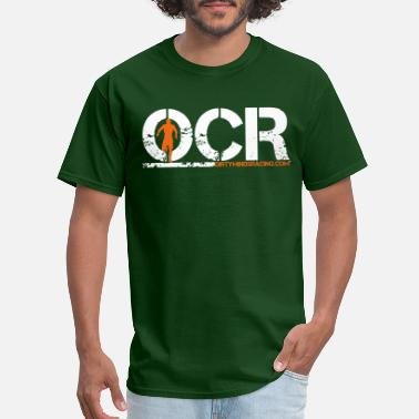 Course OCR - Obstacle Course Racing - Men's T-Shirt