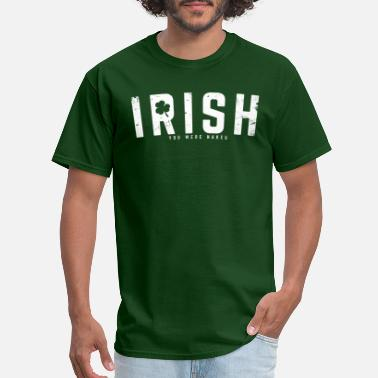 IRISH youwerenaked - Men's T-Shirt