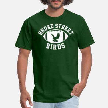 Philadelphia Broad St Birds - Men's T-Shirt