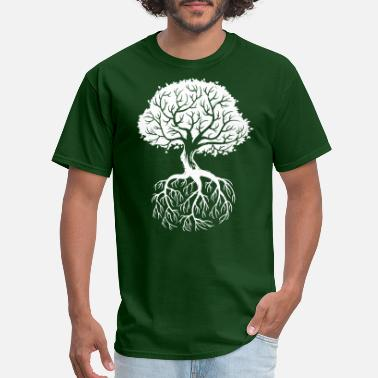 Root Roots - Men's T-Shirt