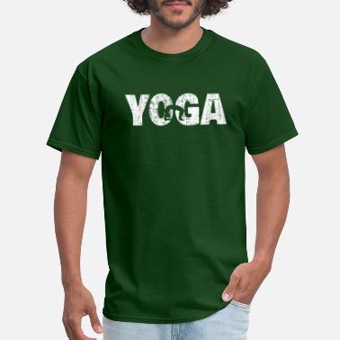 Shop Yoga Designs T Shirts Online Spreadshirt