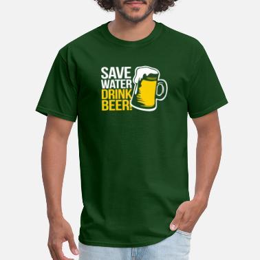 I Dont Get Drunk I Get Awesome Drinking Funny Beer College Mens V-neck T-shirt