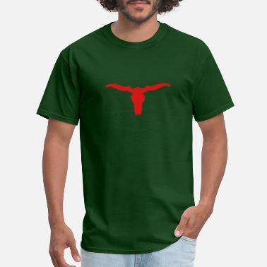 Longhorn longhorns - Men's T-Shirt