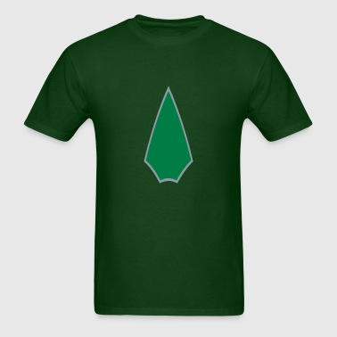 Arrow logo - Men's T-Shirt