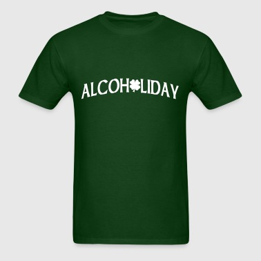 Alcoholiday - Men's T-Shirt