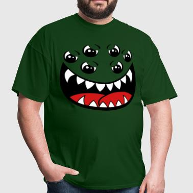 The Looker Monster - Men's T-Shirt
