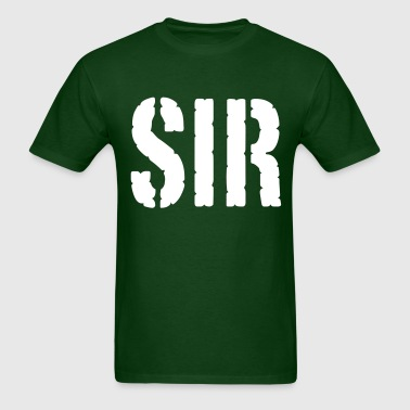 SIR - Men's T-Shirt