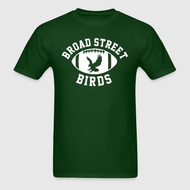Broad St Birds - Men's T-Shirt