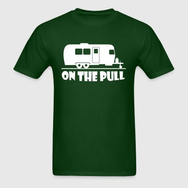 on_the_pull - Men's T-Shirt