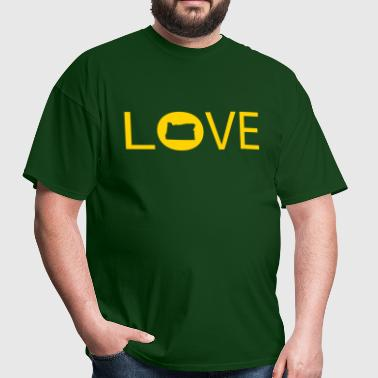 Oregon Love - Men's T-Shirt