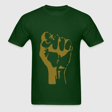 fist - Men's T-Shirt