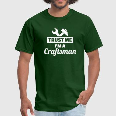 Craftsman - Men's T-Shirt