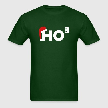 HO HO HO Christmas - Men's T-Shirt