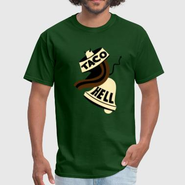 Taco Hell - Men's T-Shirt
