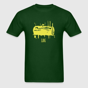Log - Men's T-Shirt