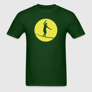 Slackline - Men's T-Shirt