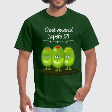 Apero Apéro - Men's T-Shirt